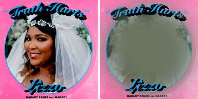 Iranian Music Site Deleted Women From Album Covers (31 pics)