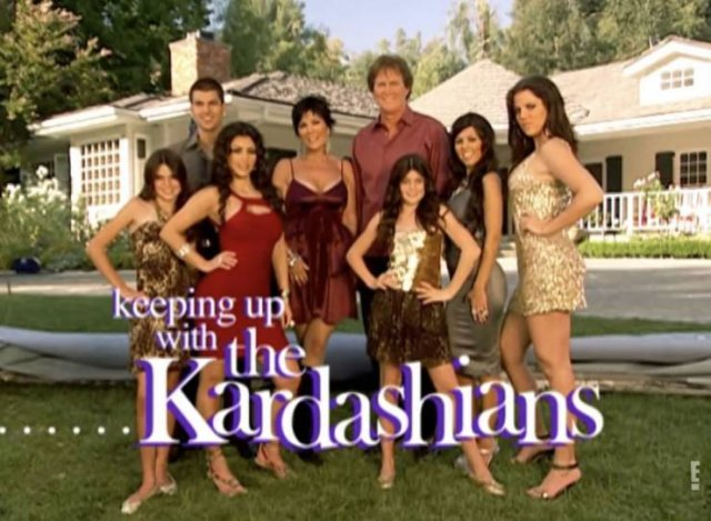 Then And Now: Kardashians & Jenners (11 pics)