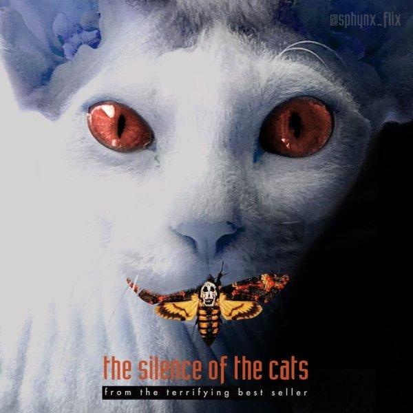 Cat Parodies Of Famous Films (31 pics)