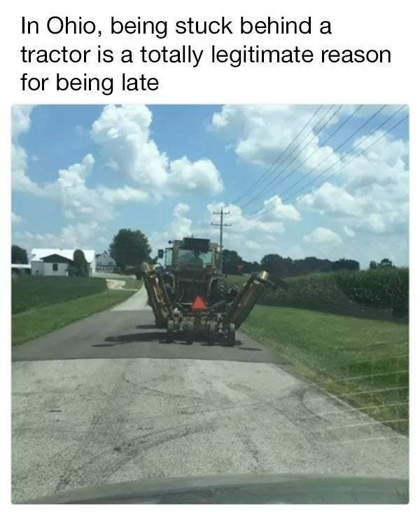 Countryside Memes (39 pics)