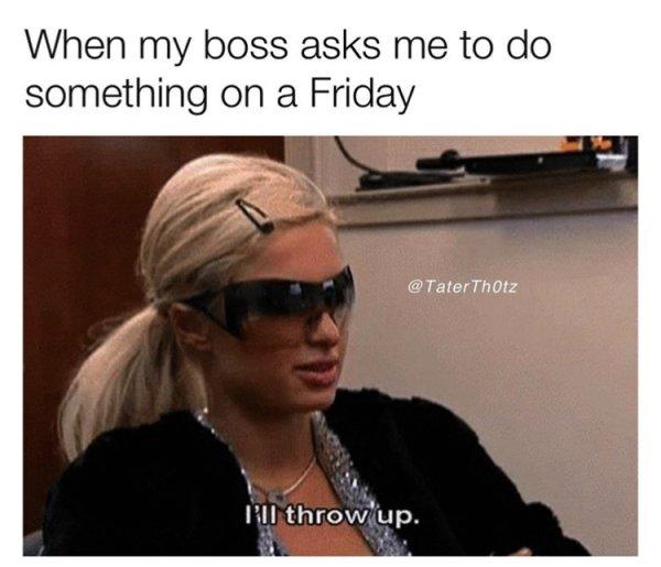 Funny Job Memes (38 pics)
