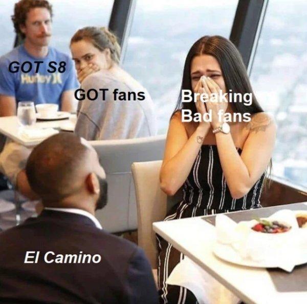 'El Camino' & 'Breaking Bad' Memes (29 pics)