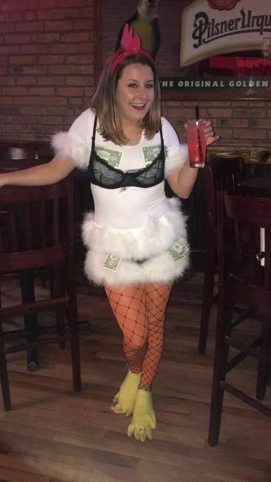 Strange Halloween Costumes (22 pics)