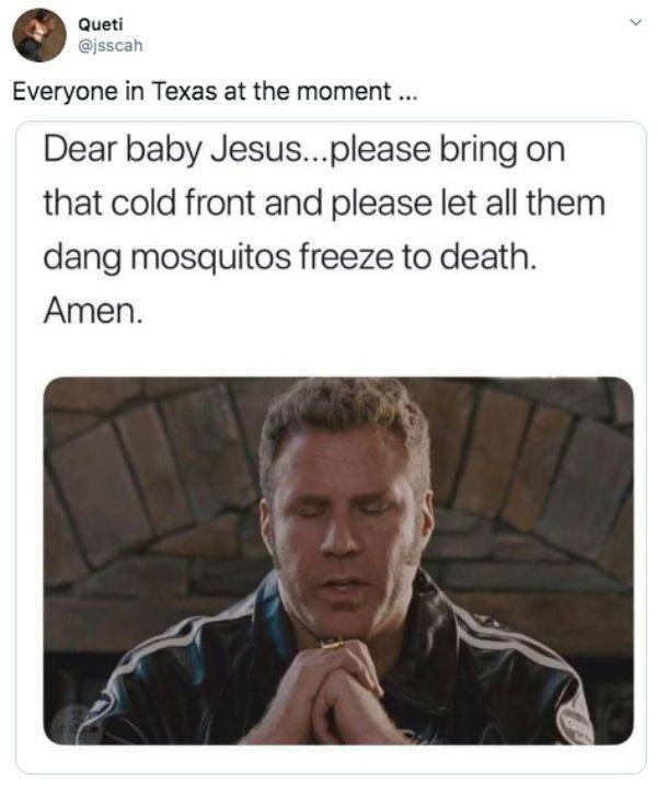 Cold Weather Memes (19 pics)