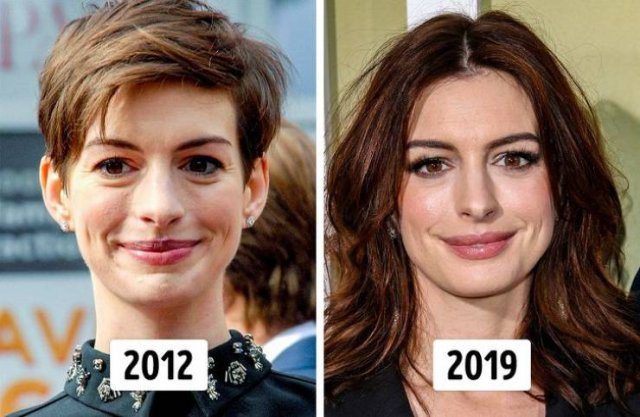 Famous People Change Their Haircuts (15 pics)