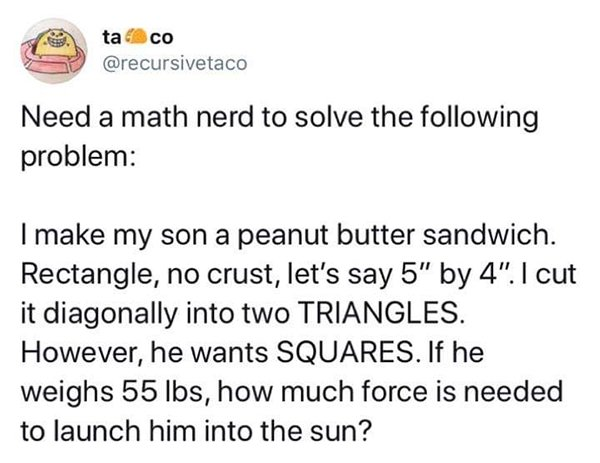 Have Problems With Math? (24 pics)