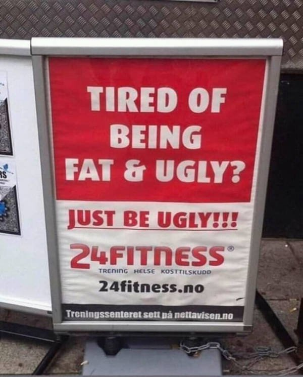 Right Signs! (32 pics)