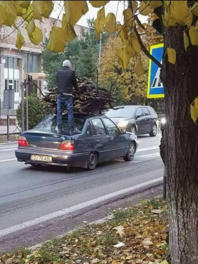 Amusing Solutions From Car Owners (39 pics)