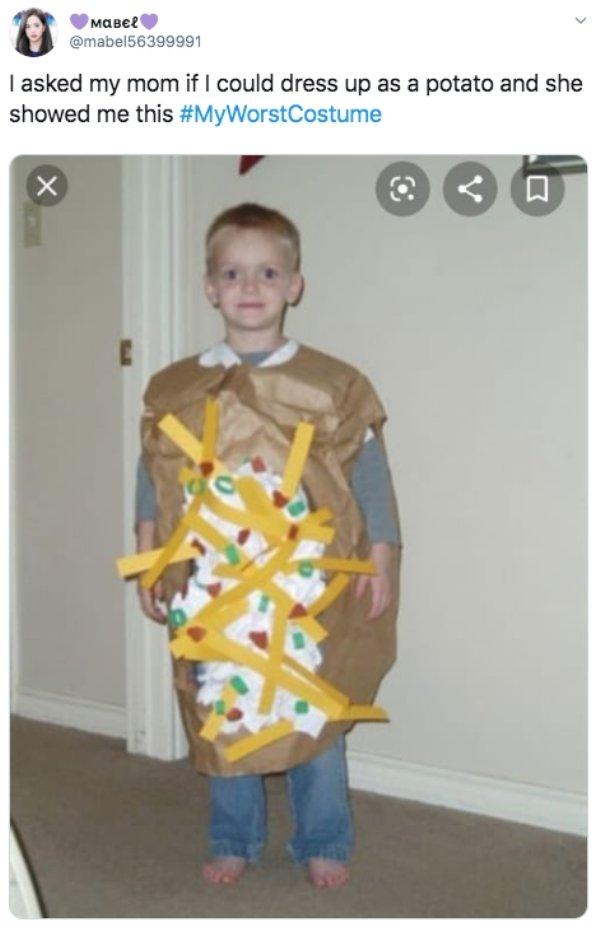 The Worst Halloween Costumes (30 pics)