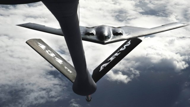 Air Refueling (56 pics)