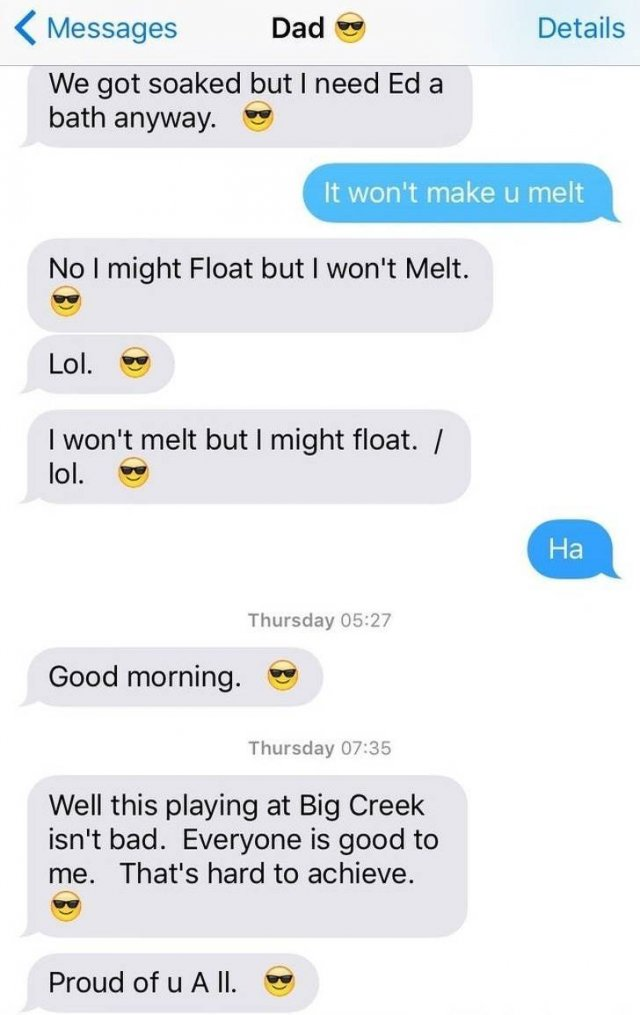 Texts From Dads (20 pics)