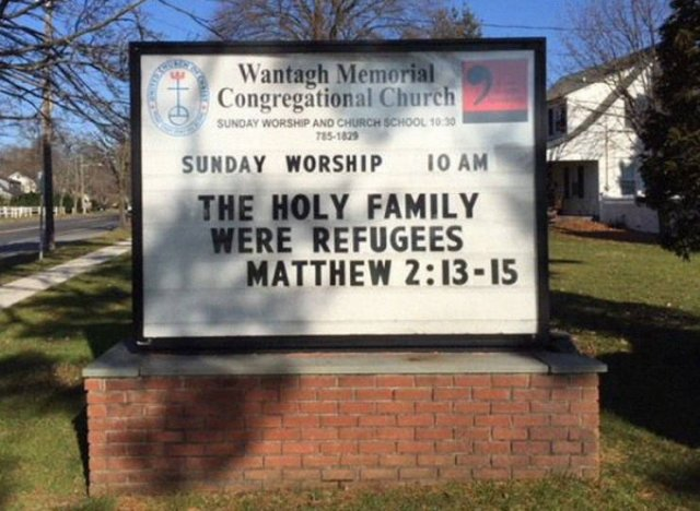 Right Signs From A Church (19 pics)