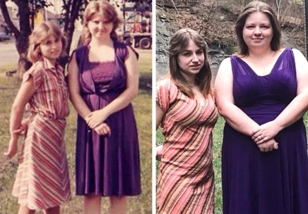 Sometimes Genes Are So Strong (30 pics)
