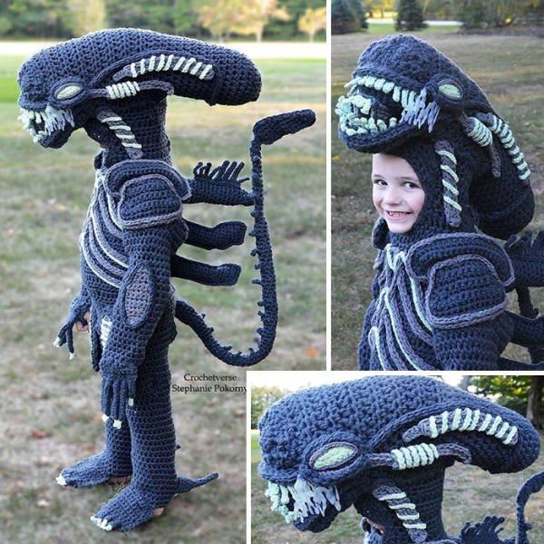 Cool Halloween Costumes (50 pics)