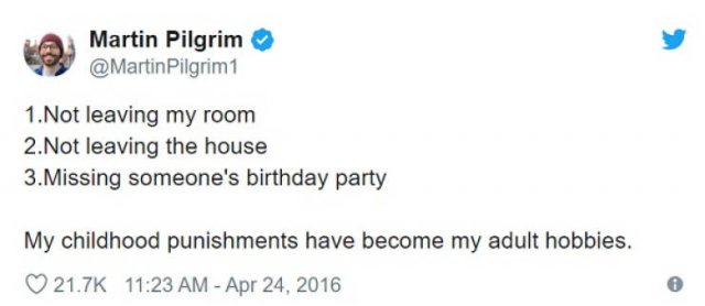 Tweets About Getting Older (25 pics)