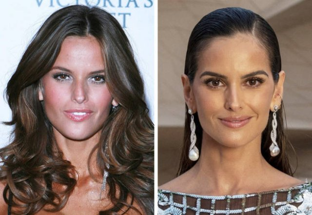 Celebrities Then And Now (16 pics)