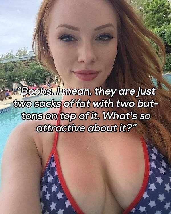 What Kind Of Things Do You Find Attractive? (19 pics)