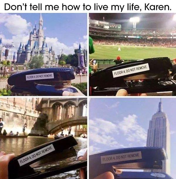 Karen Memes (32 pics)