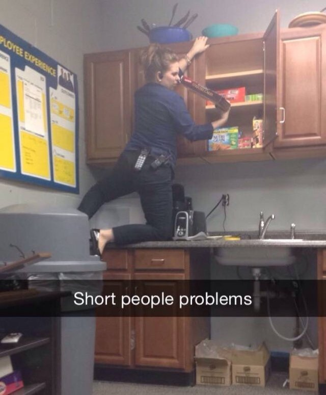 Short People Life (27 pics)