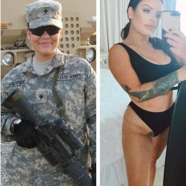 Sexy Girls With And Without Uniforms (41 pics)
