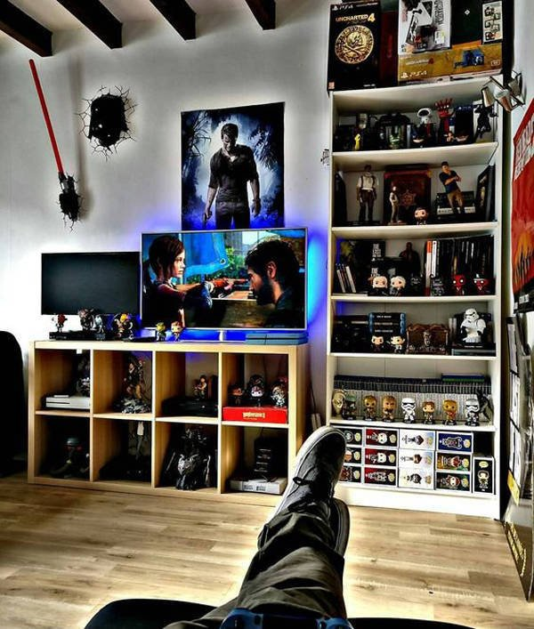Gamer Rooms (33 pics)