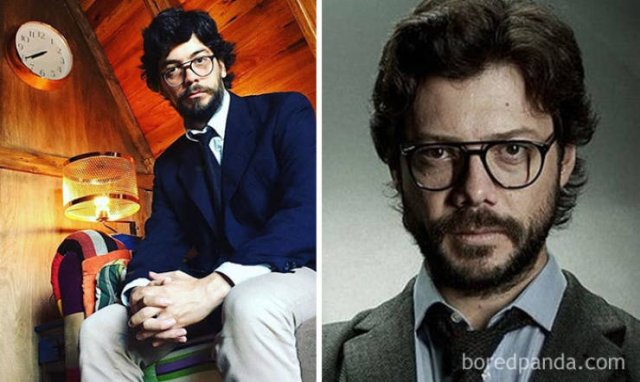 Doppelgangers Of Celebrities (30 pics)