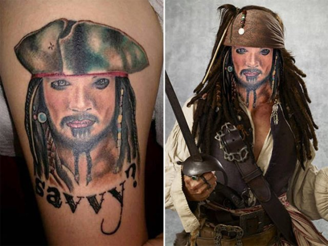 If Bad Tattoos Were Real (21 pics)