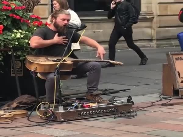Performance In Glasgow