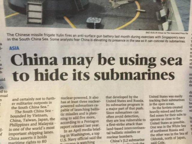 Funny Newspaper Headlines (40 pics)