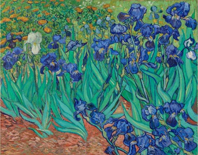 Nagyon drága festmények (20 kép)