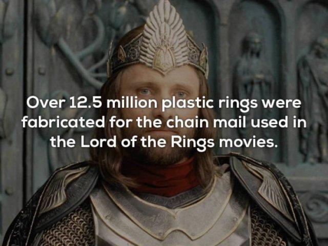 Interesting Random Facts (19 pics)