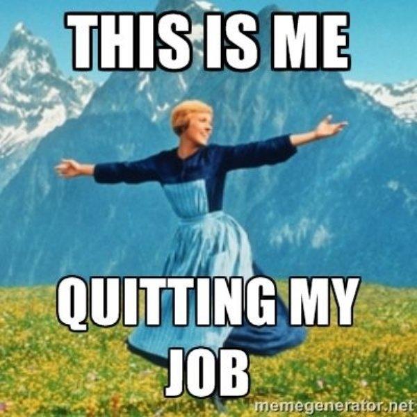 Quit Job Memes (35 pics)