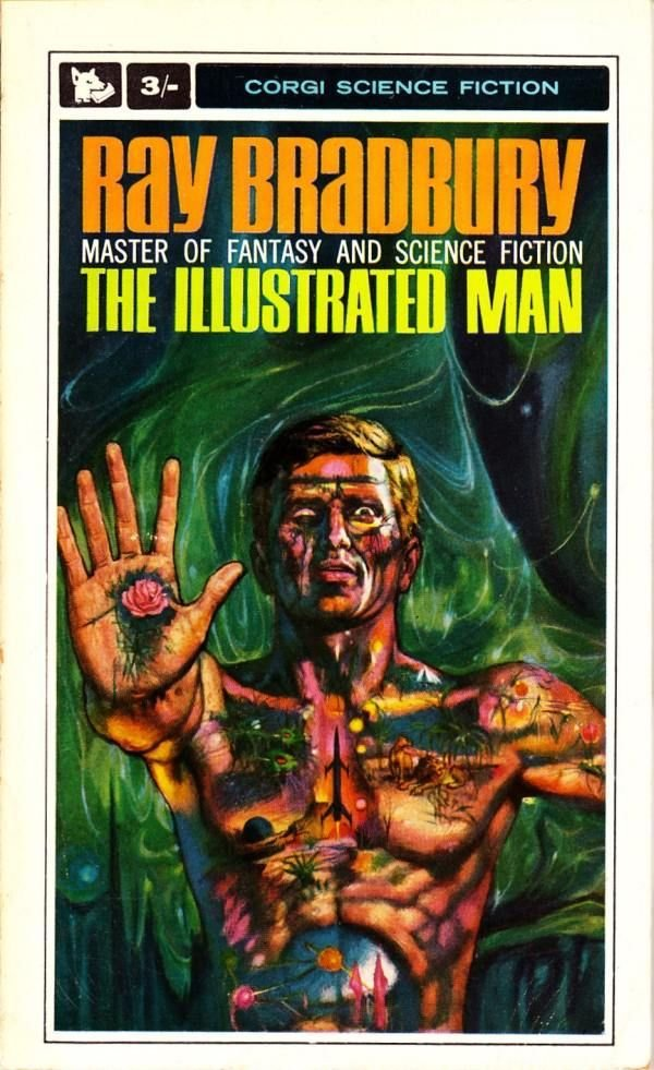 Old Science Fiction Covers (35 pics)