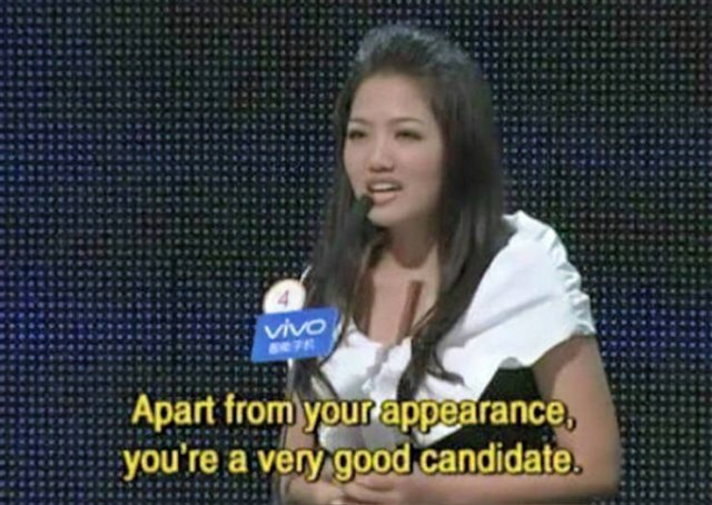 Chinese Dating Shows (36 pics)