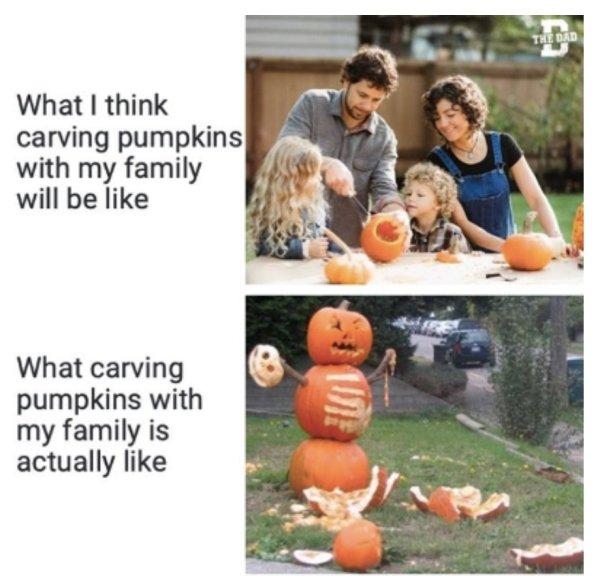 Halloween Memes (25 pics)