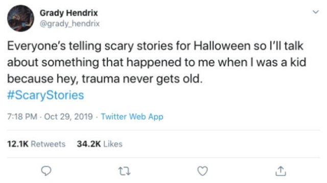 Scary Stories From Childhood (11 pics)