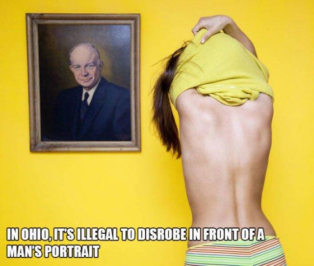 Strange US State Laws (21 pics)