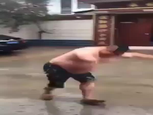 Kung Fu Master Level 999