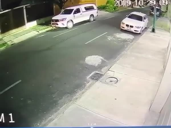 Robbery Gone Wrong