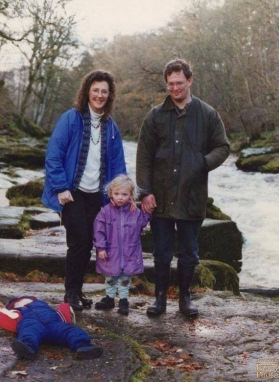 Funny Old Family Photos (25 pics)