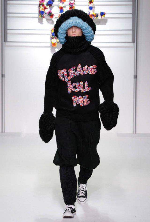 Weird Men's Fashion (21 pics)
