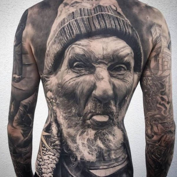 Amazing Tattoos (48 pics)