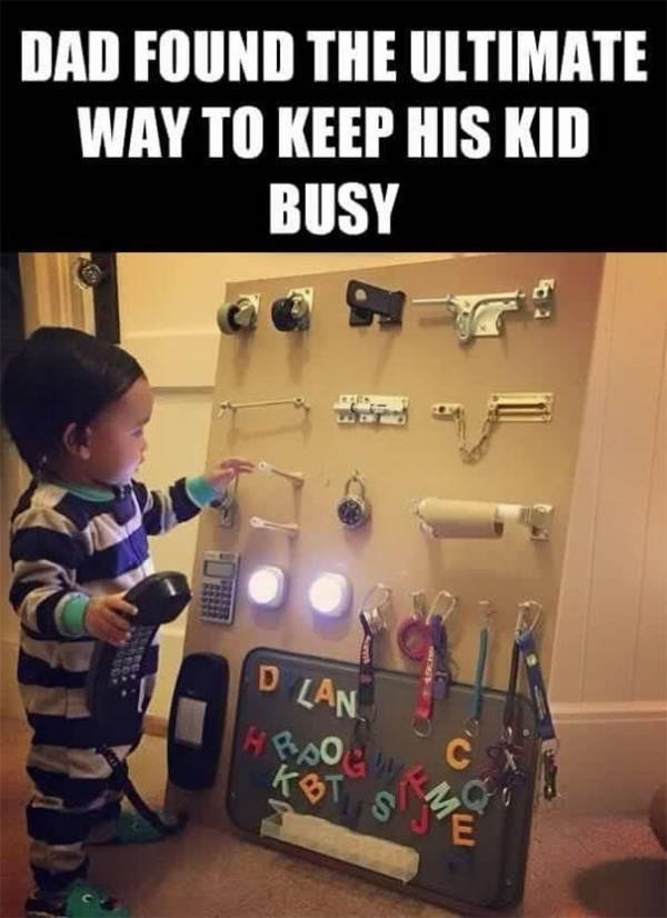 How To Be A Parent (39 pics)