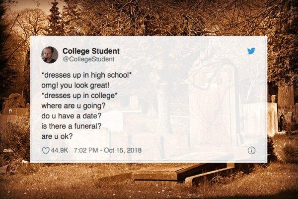 College Vs. School (24 pics)