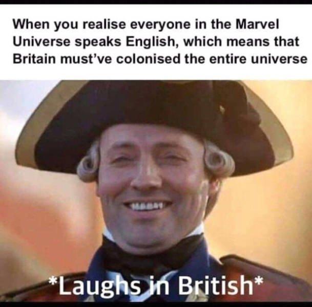 British Memes (26 pics)
