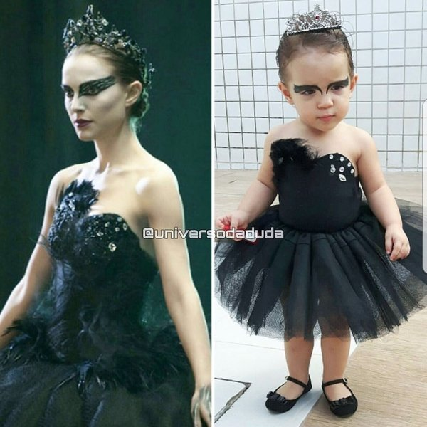 Cute Cosplay From Little Girl (32 pics)