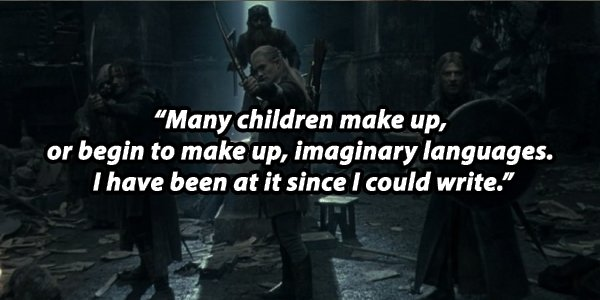 Wisdom From J.R.R. Tolkien's Works (28 pics)