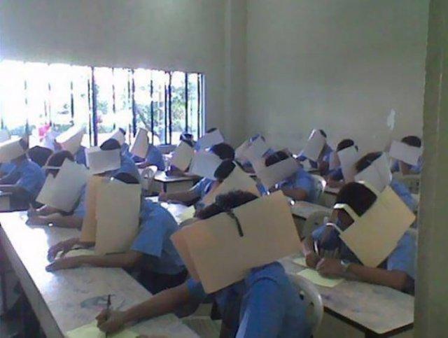 Anti-Cheating Technology (17 pics)