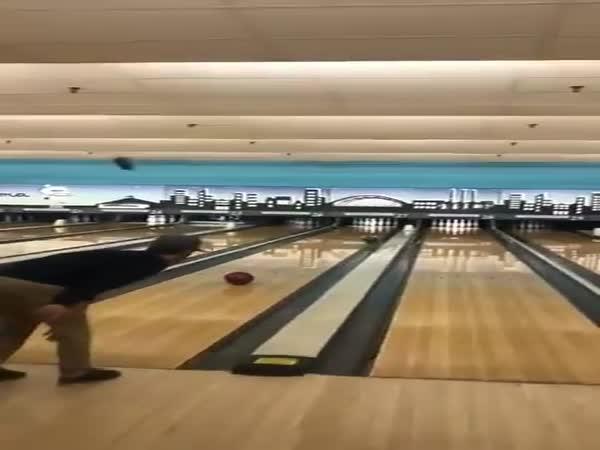 Amazing Bowling Trick