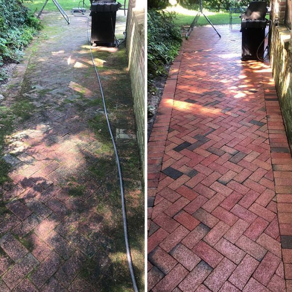 Power Washing Makes A Difference (40 pics)